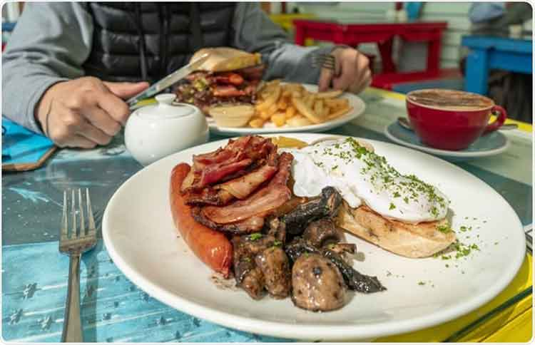 taking heavy breakfast reduced weight says scientists