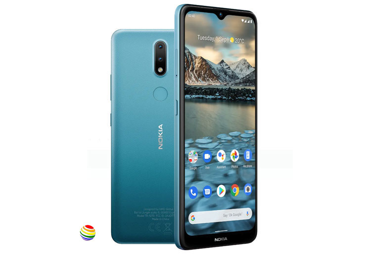 Nokia 2.4 smart phone launched in india