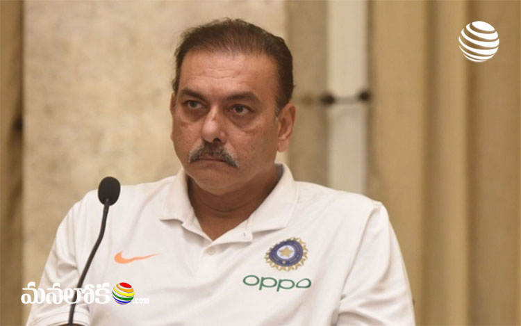 google mistakenly shown ravi shastri age about 120 years then rectified