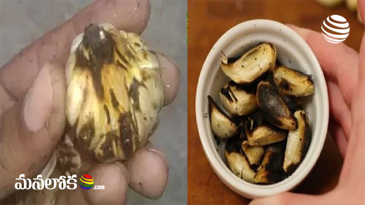 Married men should eat 2 roasted garlic cloves per day .. because ..?