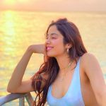 Jhanhvi Kapoor Bikini Pics Viral on Social Media