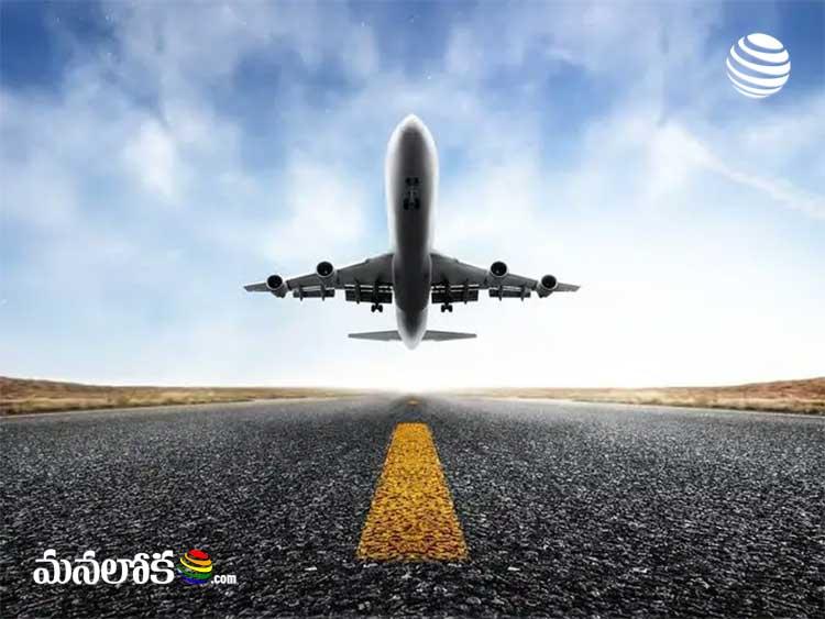 man travelled in aeroplane for 4000 kilo meters